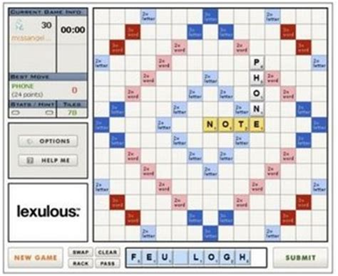 lexulous scrabble free multiplayer distance relationships 100