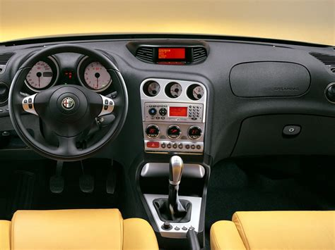 Alfa Romeo 156 Interior 1600x1200 Alfa Romeo 156 Gta Interior Desktop Pc And Mac