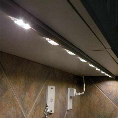 Under Cabinet Led Strip Lighting Kitchen by Under Cabinet Led Lighting Using Led Modules Diy Led