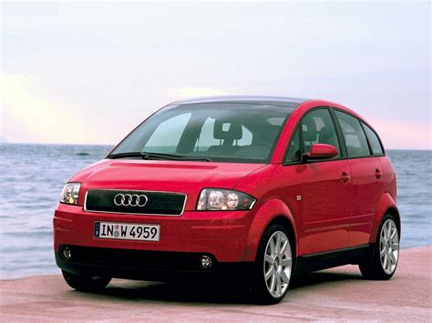 Audi A2 1 2 Tdi by Audi A2 1 2 Tdi Technical Details History Photos On