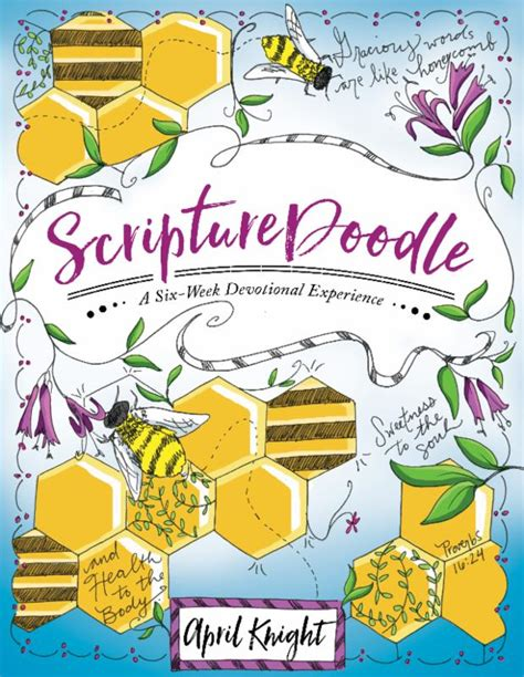 doodle god recipe book scripture doodle a 6 week devotional my table of three
