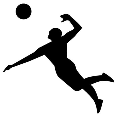 clipart pallavolo best spike clipart 28343 clipartion