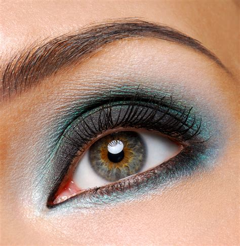 Eyeshadow Smokey smokey eye makeup looks