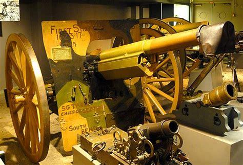 french 75 gun 12 french wwi 75mm field gun