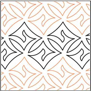 free quilting pantograph patterns new patterns