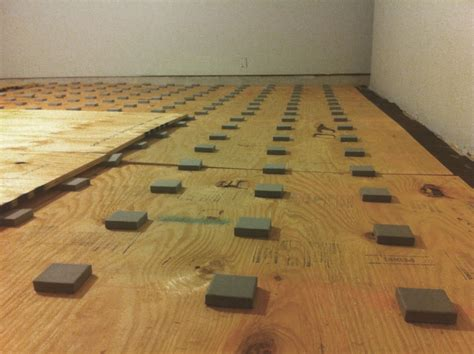 studio floor diy portable sprung floor floor matttroy