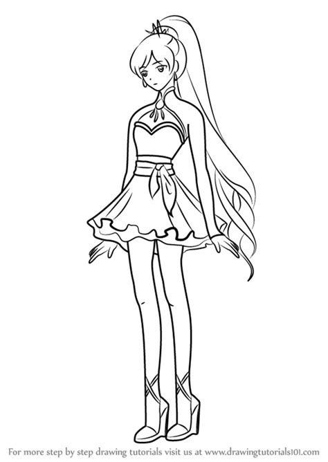 ruby rose coloring page rwby ruby rose coloring pages coloring pages