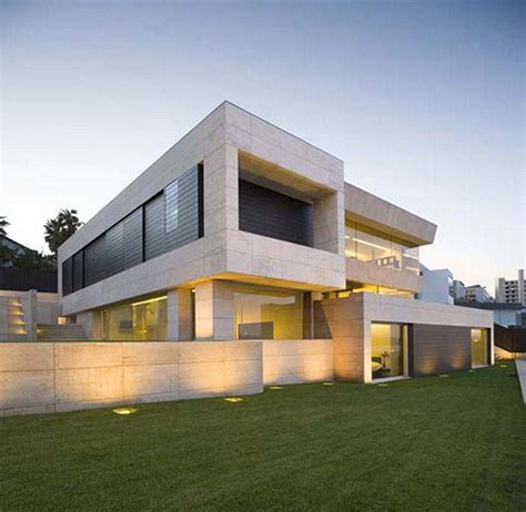 architects home architecture awesome modern minimalist exterior design