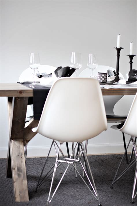 Eames Chair Dining Table Decordots Five Favorites For Friday