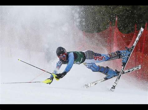 crash parallel ski crash parallel slalom stockholm 2017 hd youtube