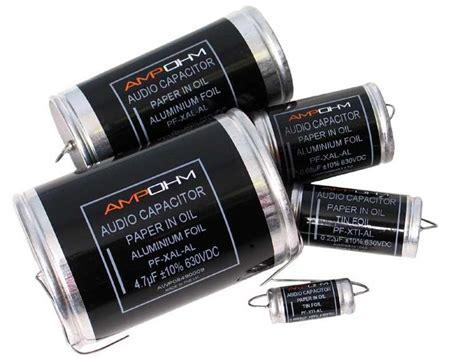 capacitor test audio testing speaker capacitors 28 images audio capacitors capacitor for your system nvx audio