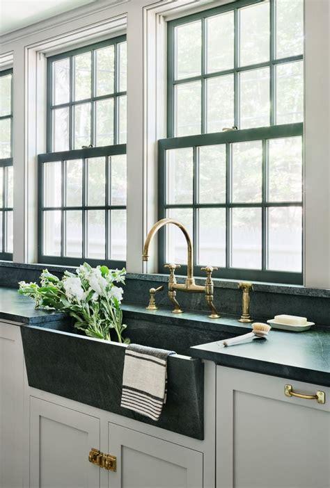 green kitchen sink best 25 soapstone kitchen ideas on soapstone