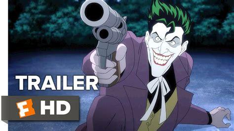 nightfox killer joke trailer doovi batman the killing joke official trailer 1 2016 mark