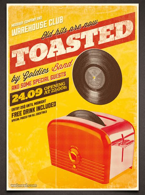 Home Design 3d 2015 vintage music posters 21