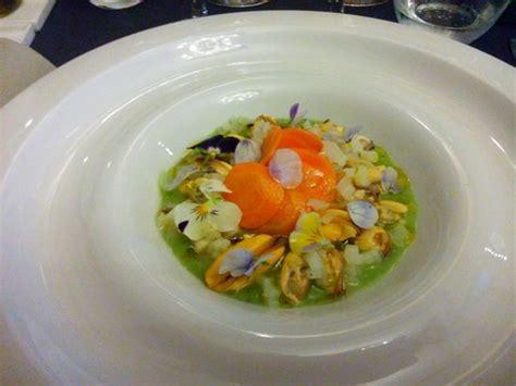 cuisine entr馥 froide poulpe riz sauvage canadien pesto et sauce l 233 g 232 re au