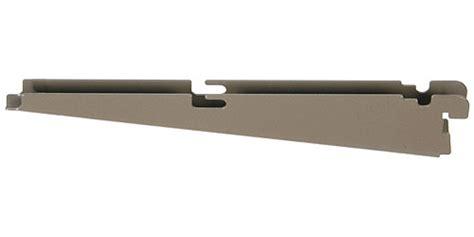 9 Inch Shelf Brackets by Freedomrail 9 Inch Wire Shelf Bracket Nickel In