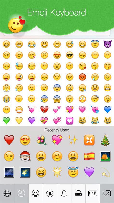 for ios 7 new free smiley symbols keyboard icons apps directories app shopper emoji keypad free entertainment