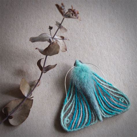 1000 images about the needle on moth 1000 images about felt felted felting on