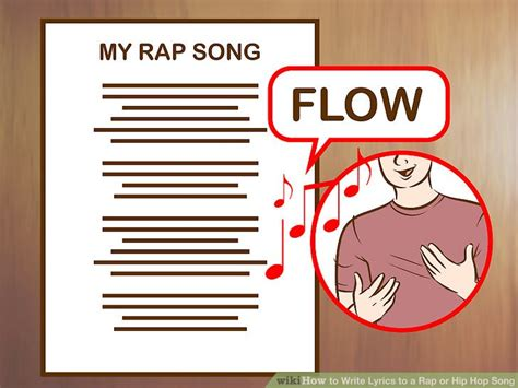 how to write raps on paper 3 simple ways to write lyrics to a rap or hip hop song