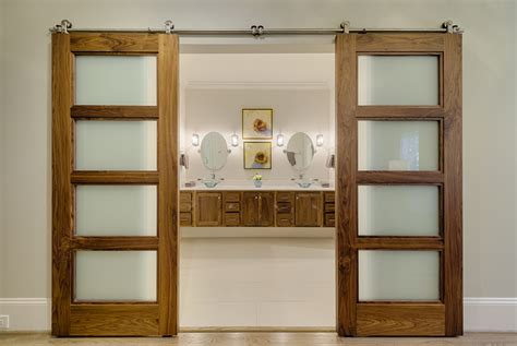 barn doors in house sun mountain contemporary barn door featured in quot for your home quot charity house sun