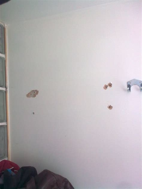 fix hole in wall how to repair a hole in the wall