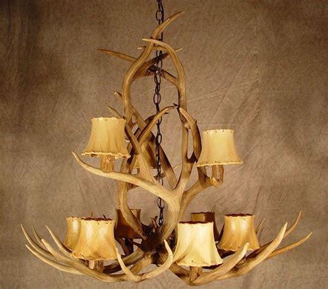 Moose Antler Light Fixtures Elk Antler Lighting Fixtures Light Fixtures Design Ideas