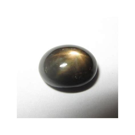 Kets Bimtang Aq Hitam batu safir hitam bintang keemasan 3 75 carat