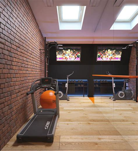 home gym design pictures a 2 bedroom flat in kiev with sleek contemporary features