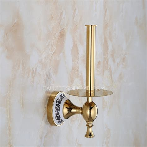 decorative toilet paper holders decorative brass freestanding toilet paper holders
