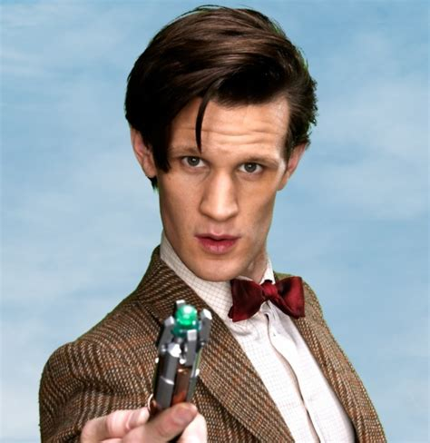 dr who matt smith is it capaldi