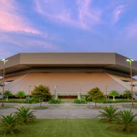 uno lakefront arena  orleans attraction