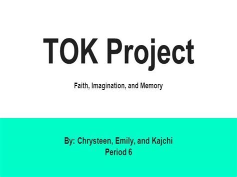 tok presentation template chrysteen emily and kimchi tok project authorstream