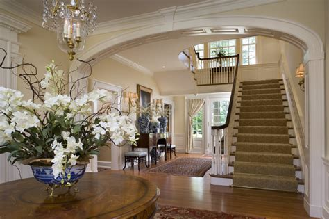 stately home interior stately manor traditional entry philadelphia by