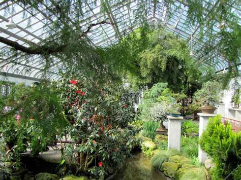 The Botanical Gardens Montreal Montreal Botanical Garden