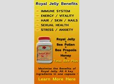 Bee Pollen Uses and Potential Health Benefits Include ... Royal Jelly Benefits