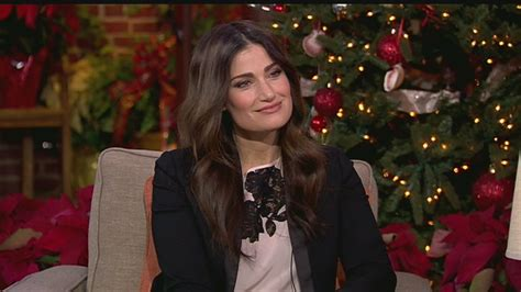 Popbytes Interviews Idina Menzel by Idina Menzel Discusses Stage In If Then