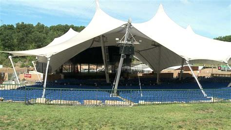 festival headed to toyota pavilion wnep