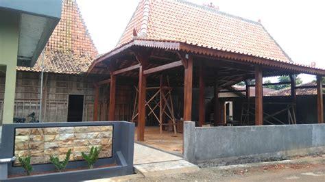 gambar model rumah limasan modern interior rumah
