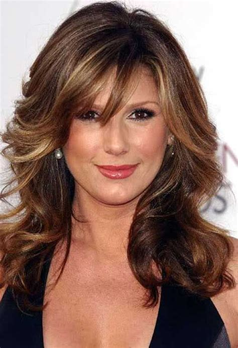 best hair style for 63 year femaile 25 best ideas about women s long hairstyles on pinterest