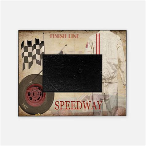 car racing picture frames car racing photo frames