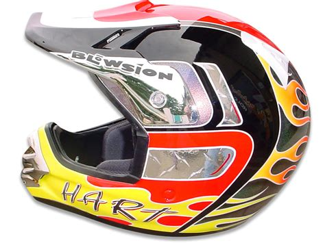 custom motocross helmet blowsion blowsion custom painted motocross helmets