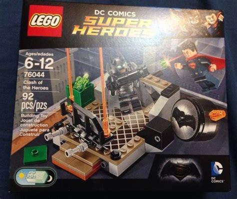 Gelang Lego Batman Vs Superman lego batman v superman clash of the heroes 76044 revealed bricks and bloks