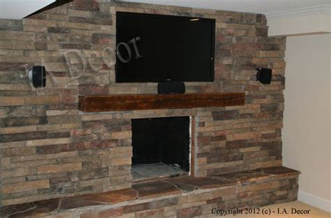 Reclaimed Fireplace Mantel by Barnwood Mantle Beam 6 X 6 X 48 Mantle