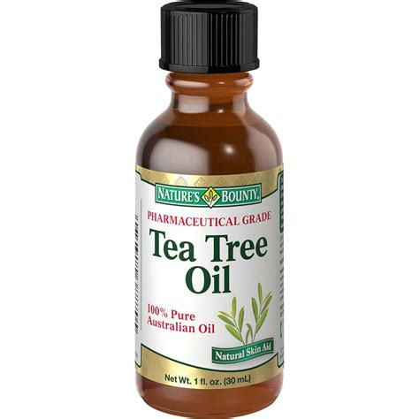 nature s bounty natural tea tree oil 1 oz target amazon com nature s bounty natural tea tree oil 1 ounce