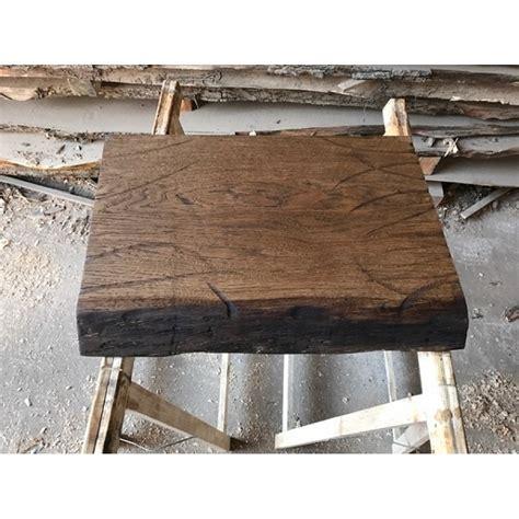 waschtisch aus altholz waschtischplatte altholz grafffit