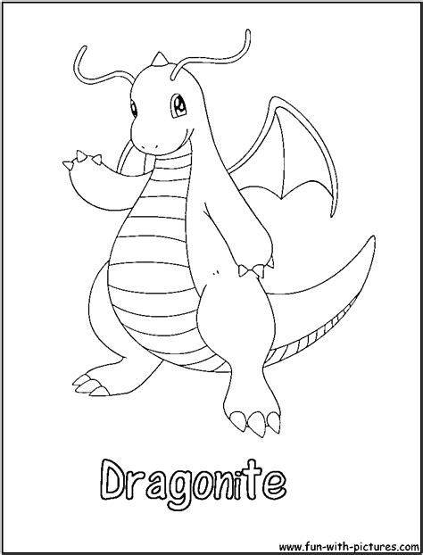 pokemon coloring pages dratini pokemon dragonite coloring pages images pokemon images