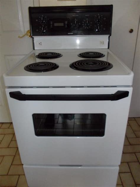 Vancouver Apartment Size Stove Hotpoint 24 Inch Apartment Size Stove Central Ottawa