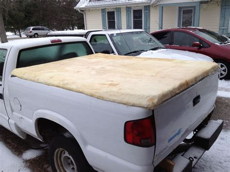 chevy s10 bed cover diy truck cap quotes