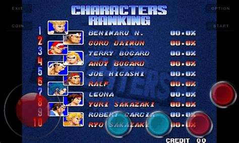kof 97 apk android hd hvga qvga wvga the king of fighters 97 apk