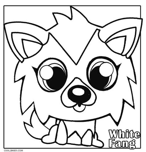 Uk Search Free White Pages Oddie The Moshling Free Colouring Pages